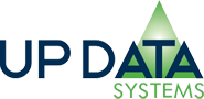 UP DATA logo